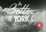 Image of Works Progress Administration depression projects New York City USA, 1936, second 3 stock footage video 65675062811