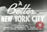 Image of Works Progress Administration depression projects New York City USA, 1936, second 4 stock footage video 65675062811