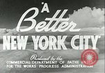 Image of Works Progress Administration depression projects New York City USA, 1936, second 7 stock footage video 65675062811