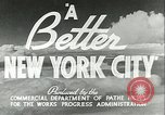 Image of Works Progress Administration depression projects New York City USA, 1936, second 8 stock footage video 65675062811