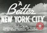 Image of Works Progress Administration depression projects New York City USA, 1936, second 9 stock footage video 65675062811