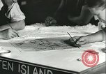 Image of Works Progress Administration art projects New York United States USA, 1936, second 34 stock footage video 65675062813