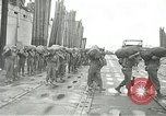 Image of United States soldiers Le Havre France, 1945, second 13 stock footage video 65675062815