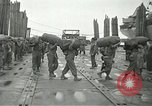 Image of United States soldiers Le Havre France, 1945, second 15 stock footage video 65675062815