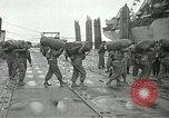 Image of United States soldiers Le Havre France, 1945, second 16 stock footage video 65675062815