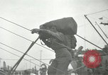 Image of United States soldiers Le Havre France, 1945, second 37 stock footage video 65675062815