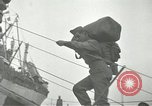 Image of United States soldiers Le Havre France, 1945, second 38 stock footage video 65675062815