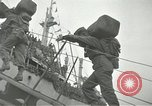 Image of United States soldiers Le Havre France, 1945, second 39 stock footage video 65675062815