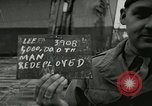 Image of United States soldiers Le Havre France, 1945, second 57 stock footage video 65675062815