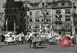 Image of United States soldiers Pilsen Czechoslovakia, 1945, second 6 stock footage video 65675062816