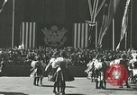 Image of United States soldiers Pilsen Czechoslovakia, 1945, second 9 stock footage video 65675062816