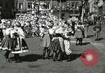 Image of United States soldiers Pilsen Czechoslovakia, 1945, second 13 stock footage video 65675062816