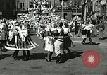 Image of United States soldiers Pilsen Czechoslovakia, 1945, second 14 stock footage video 65675062816