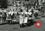 Image of United States soldiers Pilsen Czechoslovakia, 1945, second 15 stock footage video 65675062816