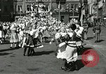 Image of United States soldiers Pilsen Czechoslovakia, 1945, second 17 stock footage video 65675062816