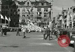 Image of United States soldiers Pilsen Czechoslovakia, 1945, second 23 stock footage video 65675062816