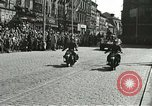 Image of United States soldiers Pilsen Czechoslovakia, 1945, second 28 stock footage video 65675062816