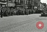 Image of United States soldiers Pilsen Czechoslovakia, 1945, second 37 stock footage video 65675062816