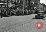 Image of United States soldiers Pilsen Czechoslovakia, 1945, second 38 stock footage video 65675062816