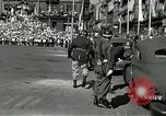 Image of United States soldiers Pilsen Czechoslovakia, 1945, second 41 stock footage video 65675062816