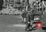 Image of United States soldiers Pilsen Czechoslovakia, 1945, second 43 stock footage video 65675062816