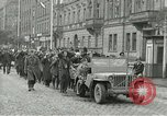 Image of United States soldiers Pilsen Czechoslovakia, 1945, second 8 stock footage video 65675062819
