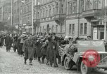 Image of United States soldiers Pilsen Czechoslovakia, 1945, second 10 stock footage video 65675062819