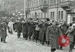 Image of United States soldiers Pilsen Czechoslovakia, 1945, second 15 stock footage video 65675062819