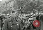 Image of United States soldiers Pilsen Czechoslovakia, 1945, second 19 stock footage video 65675062819