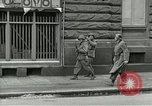 Image of United States soldiers Pilsen Czechoslovakia, 1945, second 23 stock footage video 65675062819