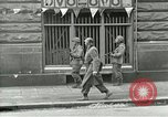 Image of United States soldiers Pilsen Czechoslovakia, 1945, second 26 stock footage video 65675062819