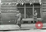 Image of United States soldiers Pilsen Czechoslovakia, 1945, second 27 stock footage video 65675062819