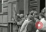 Image of United States soldiers Pilsen Czechoslovakia, 1945, second 31 stock footage video 65675062819