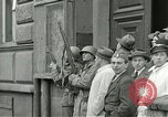Image of United States soldiers Pilsen Czechoslovakia, 1945, second 34 stock footage video 65675062819