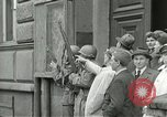 Image of United States soldiers Pilsen Czechoslovakia, 1945, second 35 stock footage video 65675062819