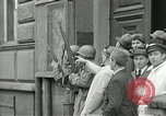 Image of United States soldiers Pilsen Czechoslovakia, 1945, second 36 stock footage video 65675062819