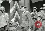 Image of United States soldiers Pilsen Czechoslovakia, 1945, second 47 stock footage video 65675062819