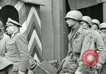 Image of United States soldiers Pilsen Czechoslovakia, 1945, second 48 stock footage video 65675062819