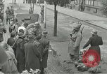 Image of United States soldiers Pilsen Czechoslovakia, 1945, second 60 stock footage video 65675062819