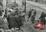 Image of United States soldiers Pilsen Czechoslovakia, 1945, second 62 stock footage video 65675062819