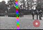 Image of Allied Generals Ludwigslust Germany, 1945, second 19 stock footage video 65675062820