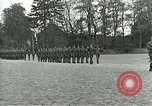 Image of Allied Generals Ludwigslust Germany, 1945, second 21 stock footage video 65675062820