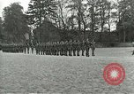 Image of Allied Generals Ludwigslust Germany, 1945, second 22 stock footage video 65675062820