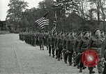 Image of Allied Generals Ludwigslust Germany, 1945, second 28 stock footage video 65675062820
