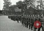 Image of Allied Generals Ludwigslust Germany, 1945, second 29 stock footage video 65675062820