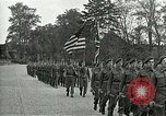Image of Allied Generals Ludwigslust Germany, 1945, second 31 stock footage video 65675062820