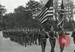 Image of Allied Generals Ludwigslust Germany, 1945, second 37 stock footage video 65675062820