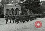 Image of Allied Generals Ludwigslust Germany, 1945, second 53 stock footage video 65675062820