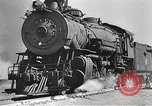Image of US Army soldiers board trains for war United States USA, 1944, second 24 stock footage video 65675062823