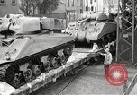 Image of US Army soldiers board trains for war United States USA, 1944, second 25 stock footage video 65675062823